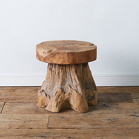 View larger image of Teak Root Side Table