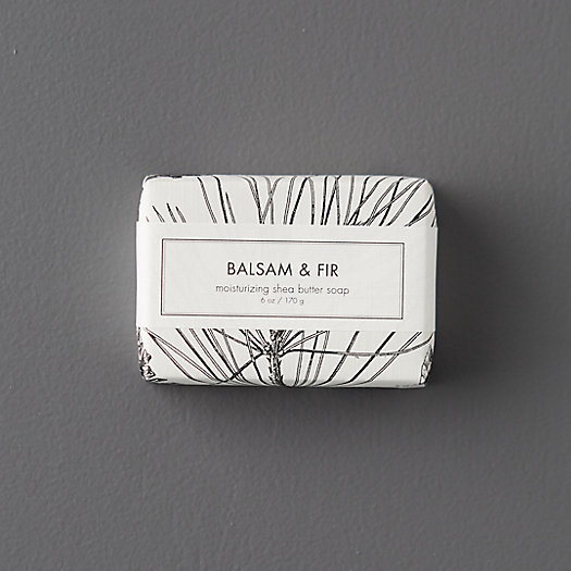 View larger image of Balsam Fir Bar Soap