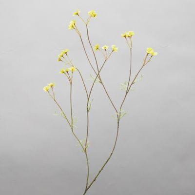 Faux Yellow Daisy Spray