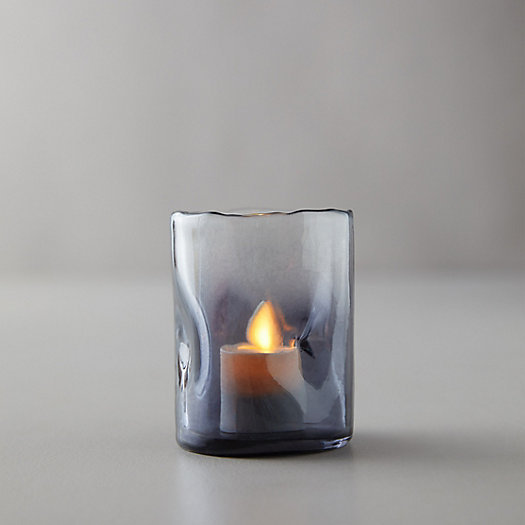 View larger image of Melted Ombre Glass Votive