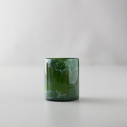 View larger image of Marbled Tea Light Holder