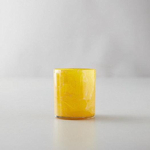 View larger image of Marbled Tea Light Holder