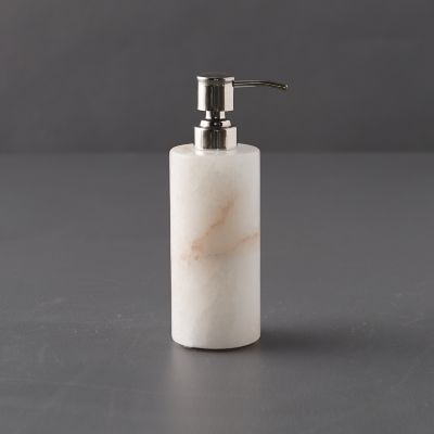 Alabaster Soap Dispenser