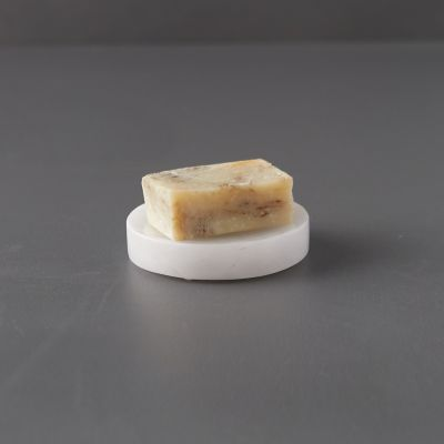 Alabaster Soap Dish