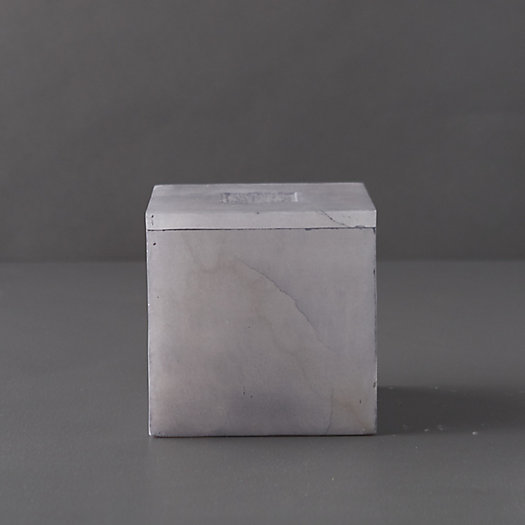 View larger image of Alabaster Tissue Holder