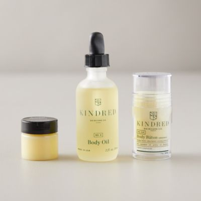Kindred Apres Ski Skincare Gift Set