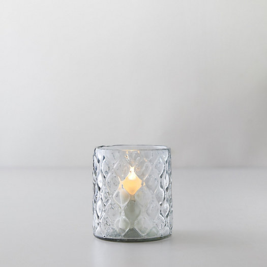 View larger image of Etched Glass Votive