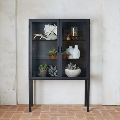 Iron Storage Cabinet, Small