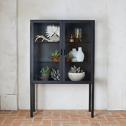 View larger image of Iron Storage Cabinet, Small