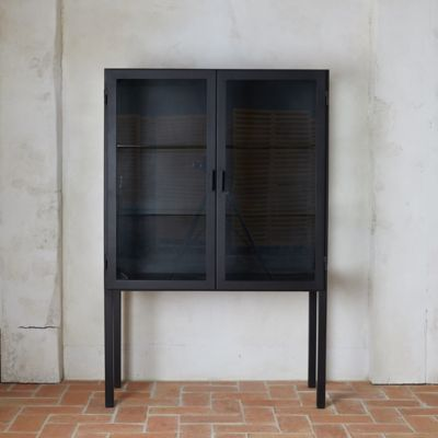 Iron Storage Cabinet, Small