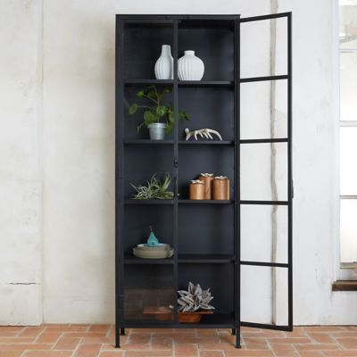 Iron Storage Cabinet, Tall