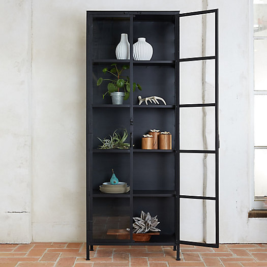 View larger image of Iron Storage Cabinet, Tall