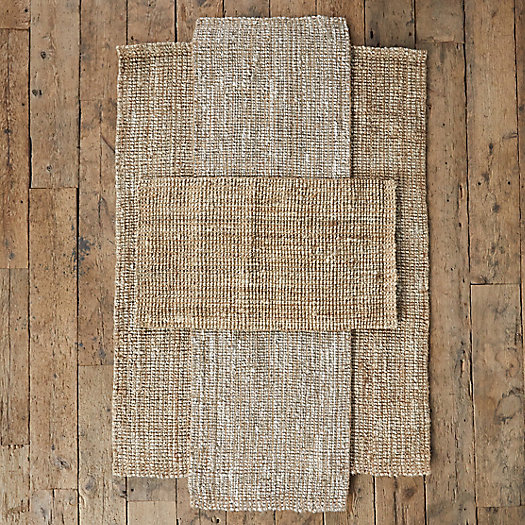 View larger image of Jute Boucle Rug
