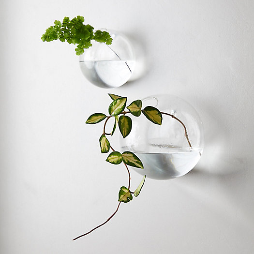 View larger image of Glass Balloon Wall Vase