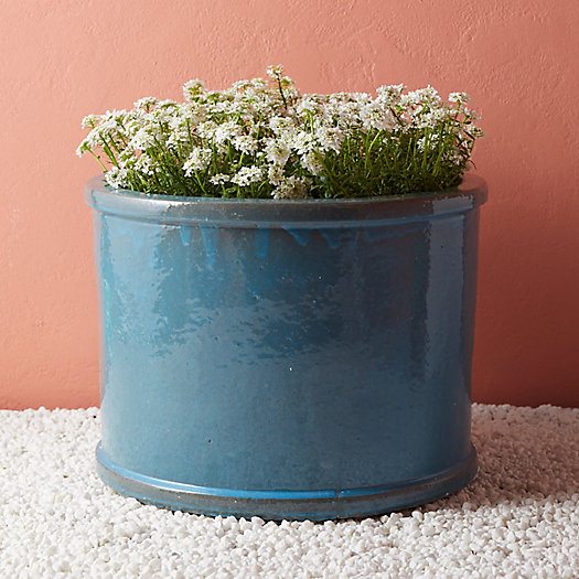 View larger image of Ceramic Cylinder Planter