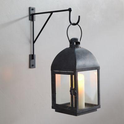 Angle Iron Lantern Bracket