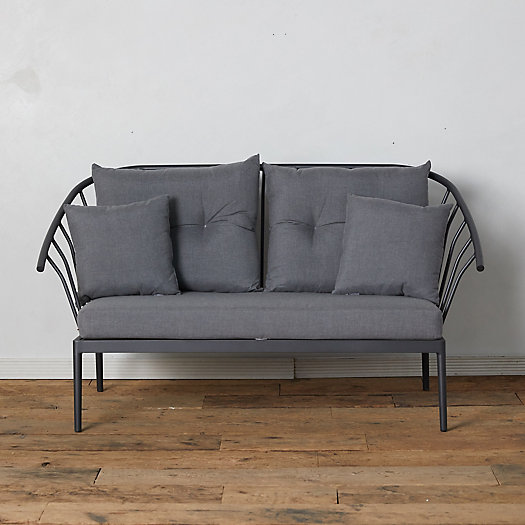 View larger image of Grayland Garden Two Seat Sofa