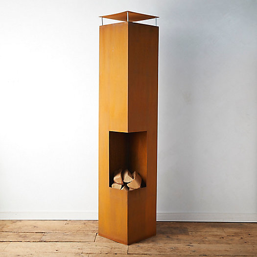 View larger image of Weathering Steel Tacora Chiminea