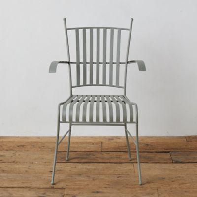 Arcadia Steel Armchair