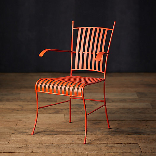 View larger image of Arcadia Steel Armchair