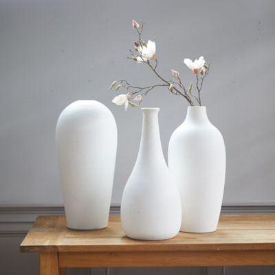 Oversized Ceramic Vase