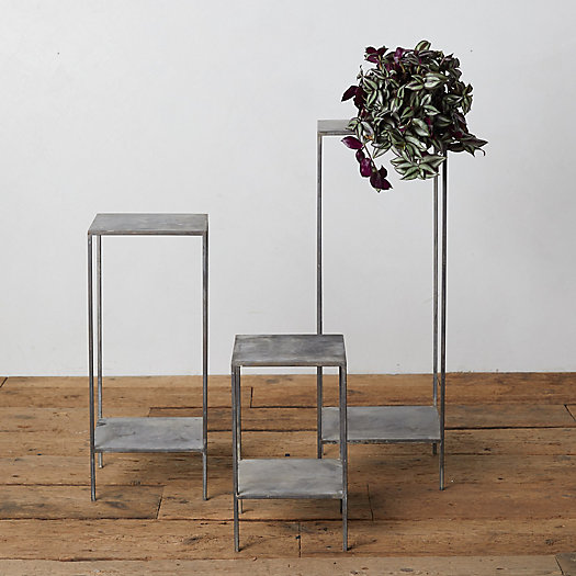 View larger image of Iron Plant Stand