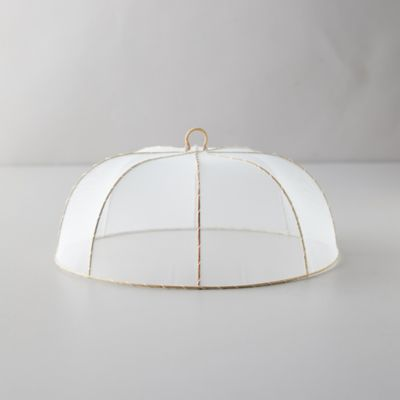 Netted Nylon Food Cover, Round