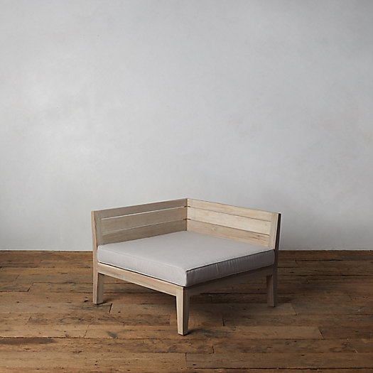 View larger image of Vista Slatted Teak Chair Cushion