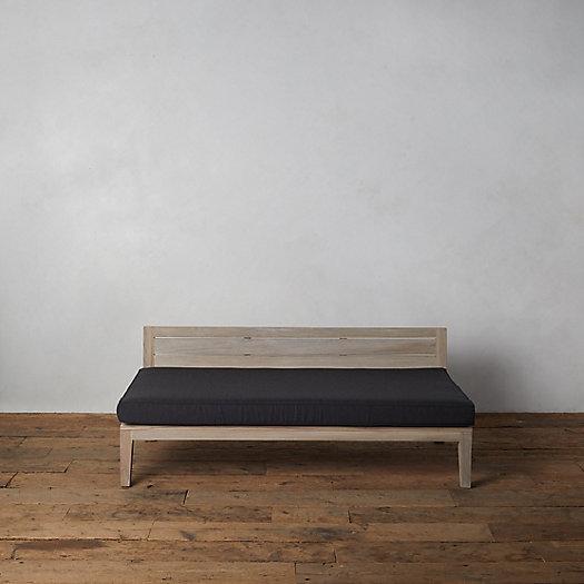 View larger image of Vista Slatted Teak Two Seat Sofa Cushion