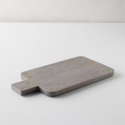Engraved Mango Wood Serving Board