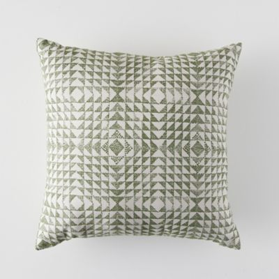 Runa Pine Outdoor Pillow