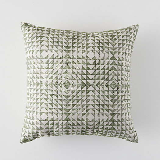 View larger image of Runa Pine Outdoor Pillow