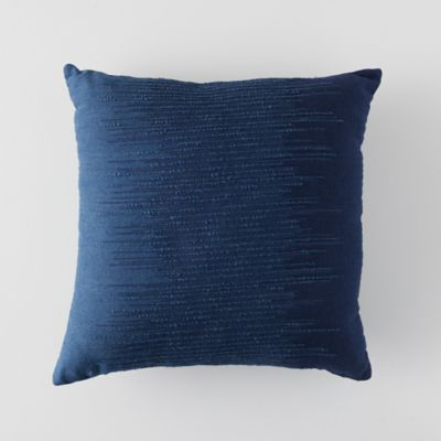 Expansive Midnight Outdoor Pillow