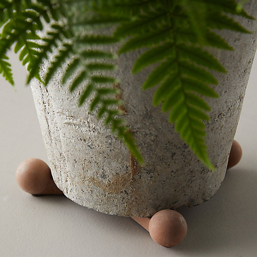 View larger image of Concrete Pot Feet, Set of 3