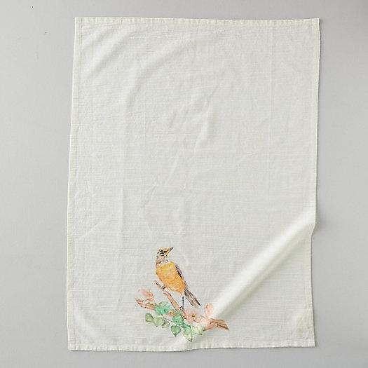 View larger image of Sweet Fauna Cotton Tea Towel