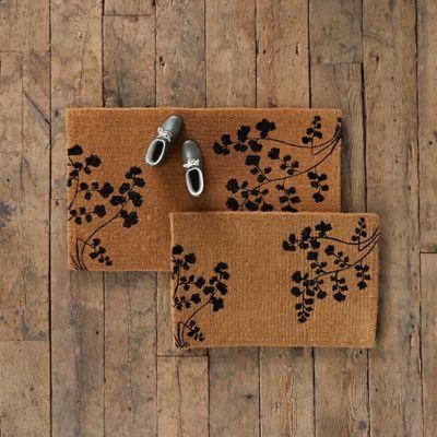 Trailing Florals Doormat
