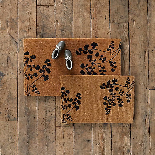 View larger image of Trailing Florals Doormat
