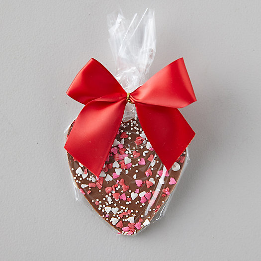 View larger image of Sprinkled Milk Chocolate Heart