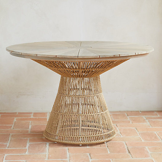 View larger image of Jardin Teak Round Dining Table
