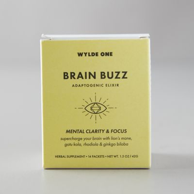 Brain Buzz Adaptogenic Elixir