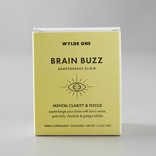 View larger image of Brain Buzz Adaptogenic Elixir