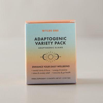 Adaptogenic Wellness Elixirs, Pack of 12