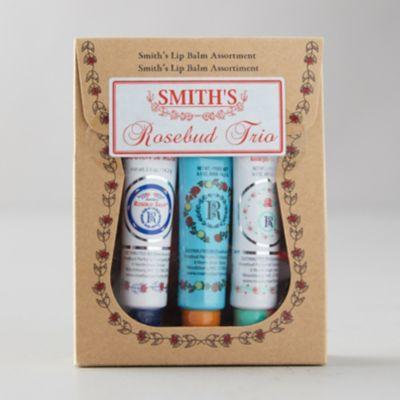 Smiths Lip Balm Tube Trio