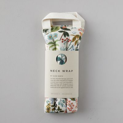 Wildflower Hot + Cold Therapy Neck Wrap