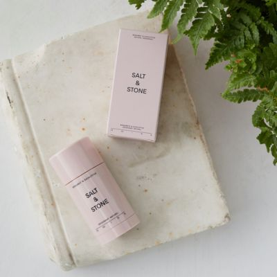 Salt & Stone Natural Deodorant, Eucalyptus