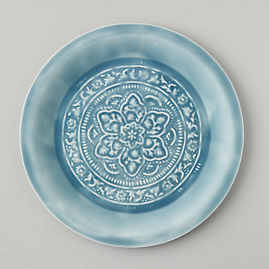 View larger image of Pressed Enamel Charger