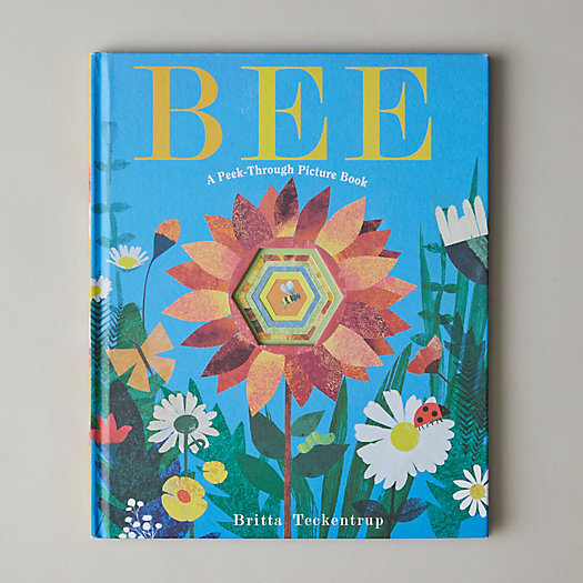 View larger image of Bee: A Peek-Through Picture Book