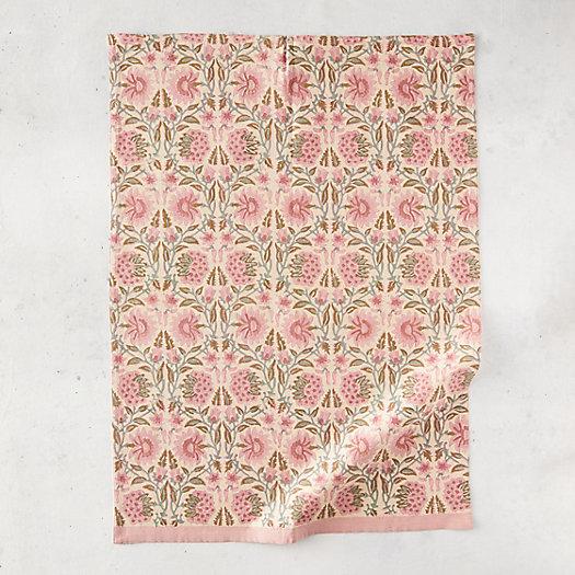 View larger image of Geo Vine Cotton Dish Towel