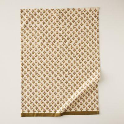 Diamond Cotton Tea Towel