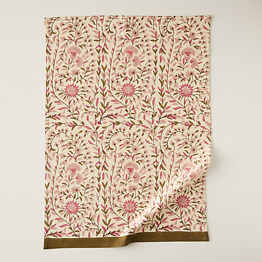View larger image of Meadow Flower Tea Towel